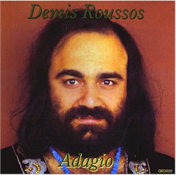 Cover from: Demis Roussos Adagio lyrics