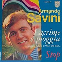 cover from Armando Savini: Lacrime e pioggia lyrics