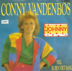 Conny vandenbos:Nee, ik ben niet bang single cover lyrics