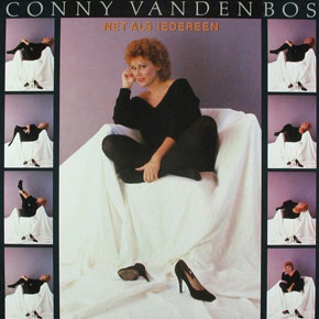 Cover from: Conny vandenbos album: Net als iedereen