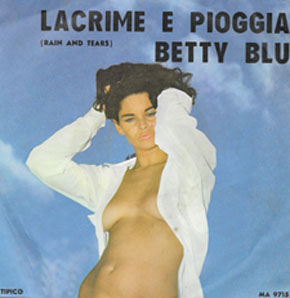 cover from Barbarella : Lacrime e pioggia lyrics