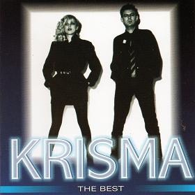 Cover from the Krisma album: Krisma the best lyrics