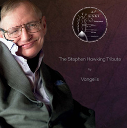 Cover from the Stephen Hawking Tribute