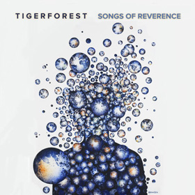 cover: Tigerforest - Songs of Reverence:  My face in the rain  lyrics