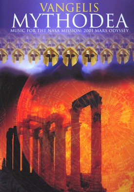 Mythodea DVD
