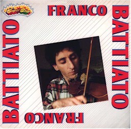 cover from Franco Battiato : Lacrime e pioggia lyrics