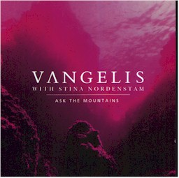 scan from single sleeve Vangelis & Stina Nordenstam: Ask the mountains