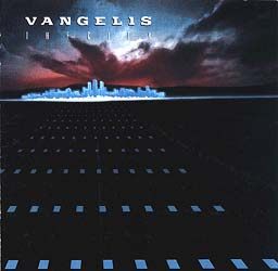 Cover from the Vangelis album:The city