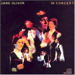 "Cover from tje Jane Olivor album: ""In concert"" (lyrics)"