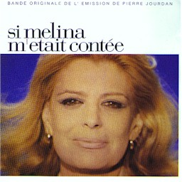 sleeve scan from: Si Melina... m'etait contee (Melina Mercouri & Vangelis) lyrics