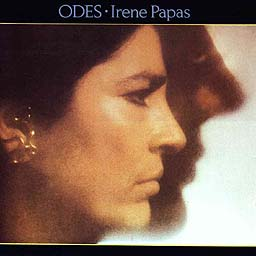 Cover from: Odes (Irene Papas) lyrics