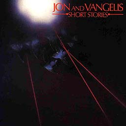 Cover from the Jon and Vangelis album: Short stories lyrics