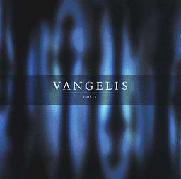 Cover from the Vangelis album: Voices