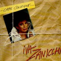 sleeve cover from Iva Zanicchi: Care colleghe lyrics