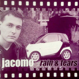 Cover from the Jacomo single: Rain & tears