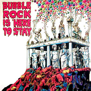 Cover from Jonathan King: Bubble rock is here to stay lyrics