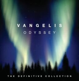Cover from Vangelis album: Odyssey : The definitive collection