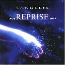 cover from the Vangelis album: reprise-1990-1999