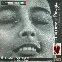 cover from Stefano Artico single : Lacrime e pioggia lyrics