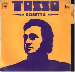 Tasso : days of love lyrics
