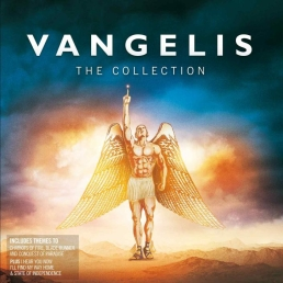 Cover from Vangelis: The collection