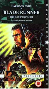 Blade runner: Director's cut video
