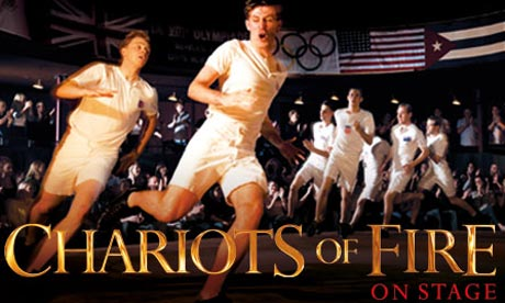 Chariots of fire on stage 2012 London